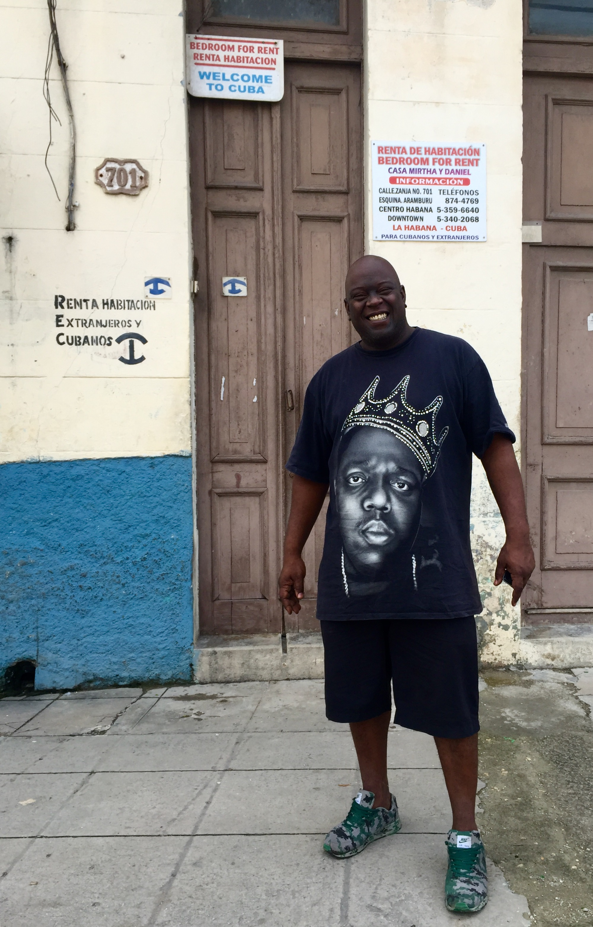 havana guys Colonization of the cuban body: though cuban men are not accustomed to having to declare themselves members of a sign up for our nacla update for.