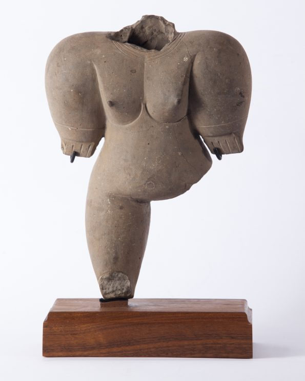 Standing Female Anthropomorphic Chorrera Figure