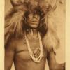 SIA BUFFALO MASK no.37, vol.16, plate 563 , 1925, 36 x 44cm