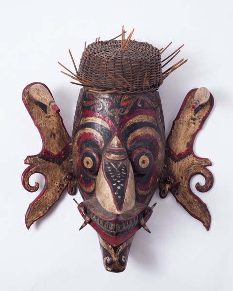 Hudoq Mask