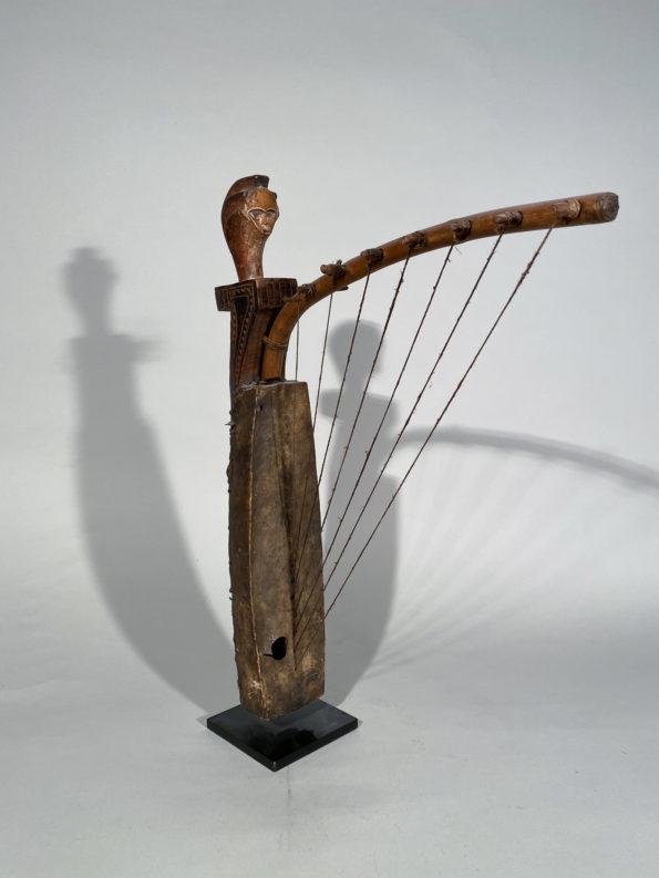 Anthropomorphic Mitshogo Harp